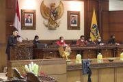 Fraksi DPRD Bali Sampaikan Pandangan Umum RPP APBD TA 2020