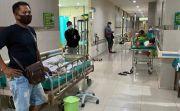 RSUD Buleleng Kewalahan, Pasien Covid-19 Dirawat di Lorong