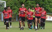 Mulai Waktu Persiapan Mepet, Skuat Bali United Sudah Siap Tempur