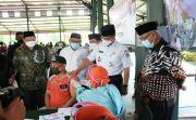 Gubernur Anies Apresiasi Vaksinasi di Ponpes Minhaajurrosyidin