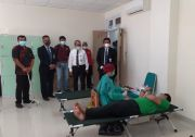 Unud Gelar Donor Darah dan Plasma Convalesen untuk Pasien Covid-19