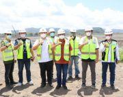 Gubernur Koster Optimistis Sungai Buatan Tukad Unda Selesai Lebih Awal
