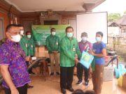 Unmas Denpasar Berbagi di Banjar Kepitu