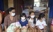 Rawat Tiga Anak usai Suami Meninggal Covid, Dwi Berniat Cari Pekerjaan