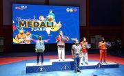 Sejarah Baru, Kadek Heni Prikasih Persembahkan Medali Emas Untuk Bali