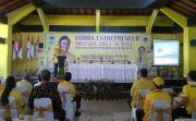 Golkar Bali Gelar Lomba Entrepreneur Milenial 2021 Se-Bali