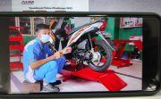 Astra Motor Bali Kirim SMK PGRI 2 Badung ke Nasional