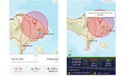 Bali Timur Diguncang Gempa 2 Kali, Warga di Bali Heboh. Pertanda Apa?