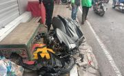 Usai Terlempar Jauh, Mahasiswi Luh Ratna Dilarikan ke RSD Mangusada