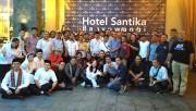 Hotel Santika Gelar Media Gathering