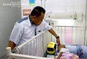 Dokter Agung Sambangi Dirly, Pasien Pembuluh Getah Bening