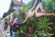Dulu Identik Kampung Perokok, Lingkungan Kempon Kini Jadi Taman Mini