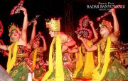 Tanpa Dana dari Pemkab Banyuwangi, Sanggar Seni Berusaha Hidup Mandiri