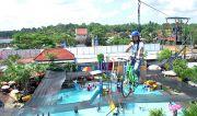 Waterpark Cluring Sajikan Wahana Ekstrim