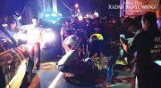 Dua Warga Tewas Ditabrak Boks dan Dilindas Dump Truck