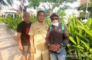Pulang Naik Bus ke Medan, Amirudin Dikawal Delapan Orang