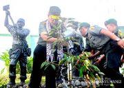 Soal Pemilu 2019, Pangdam Brawijaya Tegaskan TNI Tetap Netral