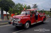 Mobil Damkar Cuma 2 Unit, Keteteran Hadapi Kebakaran