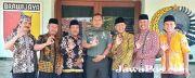 Pengurus LDII Banyuwangi Silaturahmi ke Kodim 0825 Banyuwangi