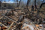 BKSDA Belum Bisa Mendata Kematian Satwa Akibat Kebakaran Ijen