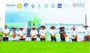 BNI Inisisiasi Gerakan Menyongsong Pertanian 4.0