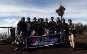 Tembus Belantara Bagikan Daging Kurban ke Penjaga Gunung Raung