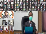 Gelar Webinar Kesehatan, Stikes Bahas Optimalisasi Pencegahan Stunting