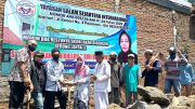 Pembangunan Gedung SMK Unggulan Habibulloh II Giri Dimulai