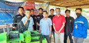 Bantu Mesin Pencacah Tebu untuk Pakan Ternak