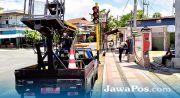 Traffic Light Benculuk Korsleting, Lalu Lintas Semrawut