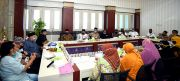 Silaturahmi DKB dengan PD Muhammadiyah