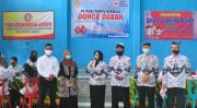 Gandeng PMI Banyuwangi Gelar Donor Darah