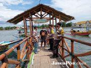 Wisata Perahu Wajib Batasi Penumpang