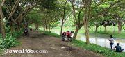 Tak Dipungut Biaya, Wisata Oling River Ramai Pengunjung