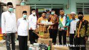 Baznas Banyuwangi Beri Bantuan Modal untuk Paimin