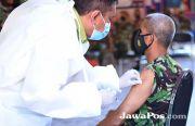 168 Babinsa Diprioritaskan Mendapat Vaksinasi