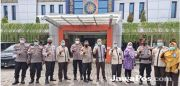 RSI Fatimah Dikunjungi Pamobvit Polda Jatim