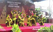 Banyuwangi Culture Everyweek Dimeriahkan Tari Baritan