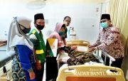 Baznas Bantu Pengobatan untuk Warsinem