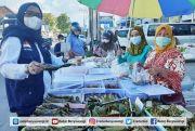Pasar Takjil Rogojampi Tetap Eksis Setiap Ramadan