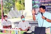 Bank Indonesia Latih Petani dengan Teknologi MA-11
