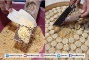 Kue Sato; Bahannya Bisa Nasi Karak atau Kacang Hijau