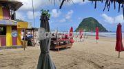 Wisata Pulau Merah Ditutup Selama Pemberlakuan PPKM Darurat