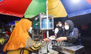 Pemkab Banyuwangi Salurkan Bantuan Rp 300.000 Per PKL