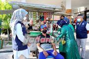 Pemkab Banyuwangi Pacu Vaksinasi PKL dan Warung Kecil