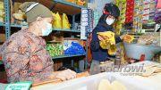 Gerakan Belanja Pasar 9/9 Tembus Rp 536 Juta