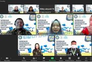 Webinar Pengetahuan Seputar Keamanan Pengobatan Bagi Masyarakat