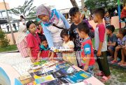 Ngabuburead, Gerakan Literasi Jelang Berbuka