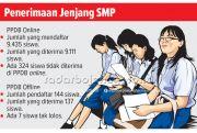 324 Siswa Tak Lolos PPDB SMP