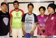 Pengeroyok Dua Pemuda Ditangkap